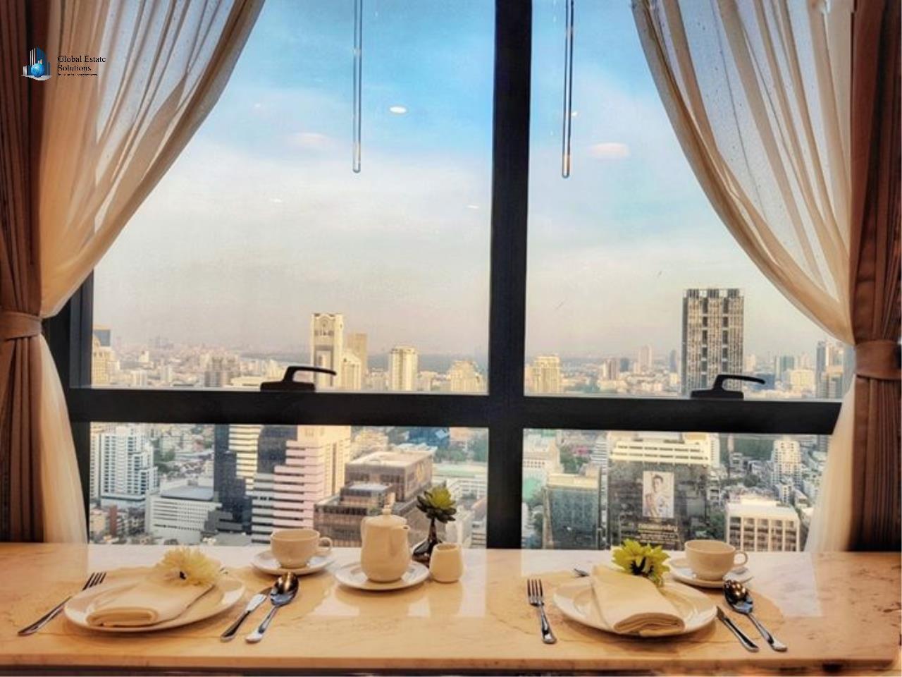 Bangkok Property Solutions Co., Ltd. Agency's ASHTON Chula-Silom 4