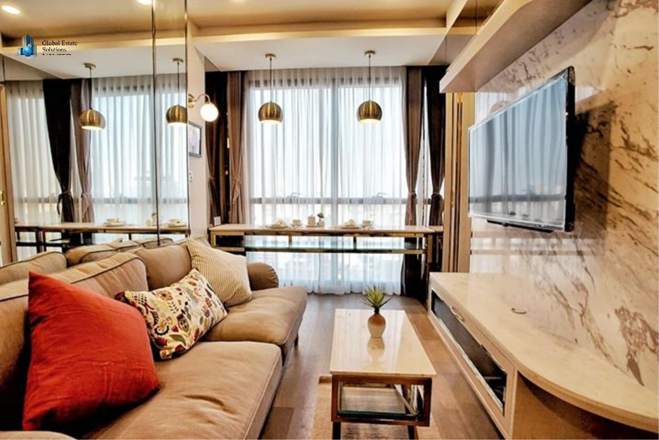 Bangkok Property Solutions Co., Ltd. Agency's ASHTON Chula-Silom 1