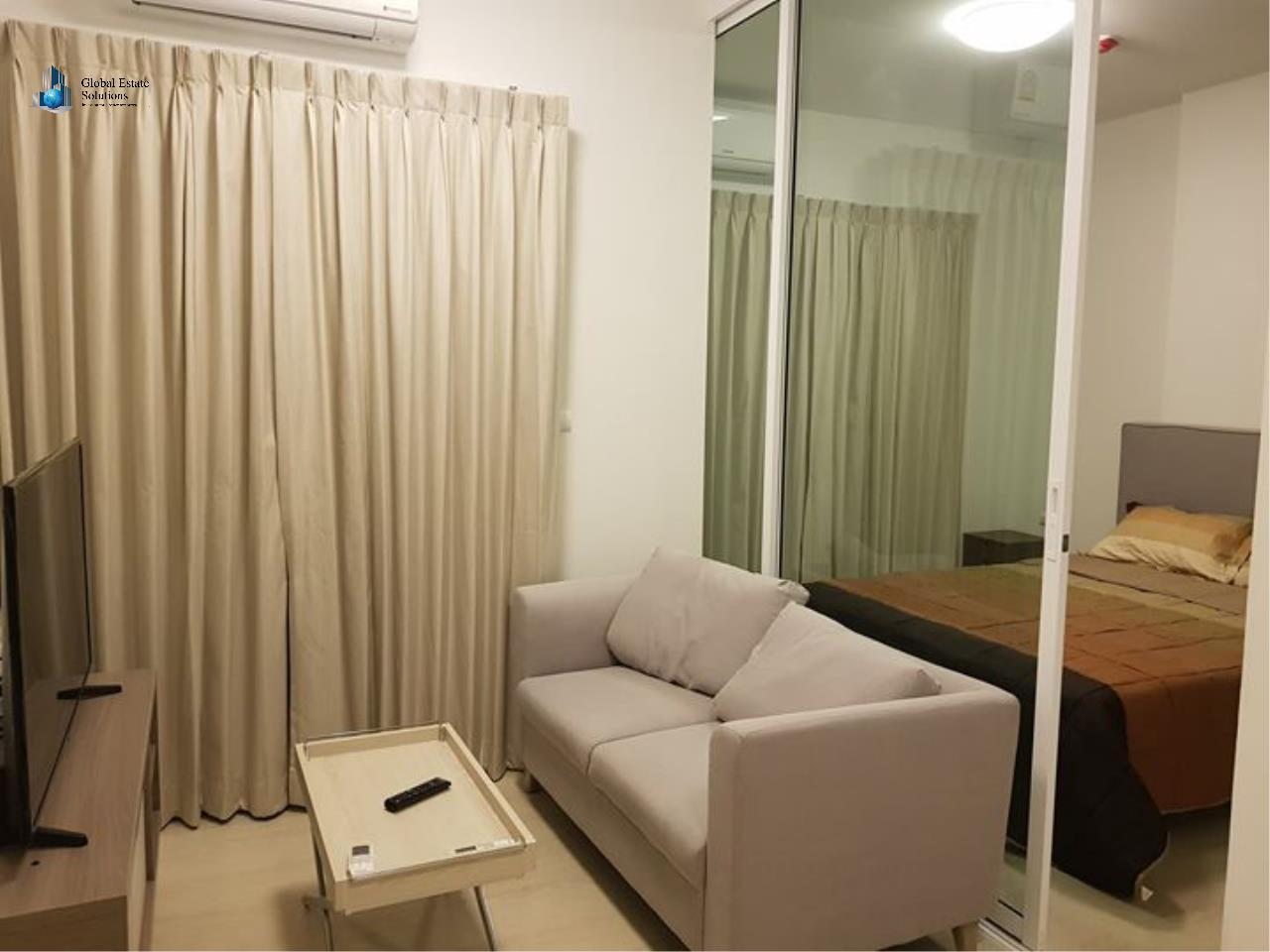 Bangkok Property Solutions Co., Ltd. Agency's Chapter One Eco Ratchada - Huaikwang 2