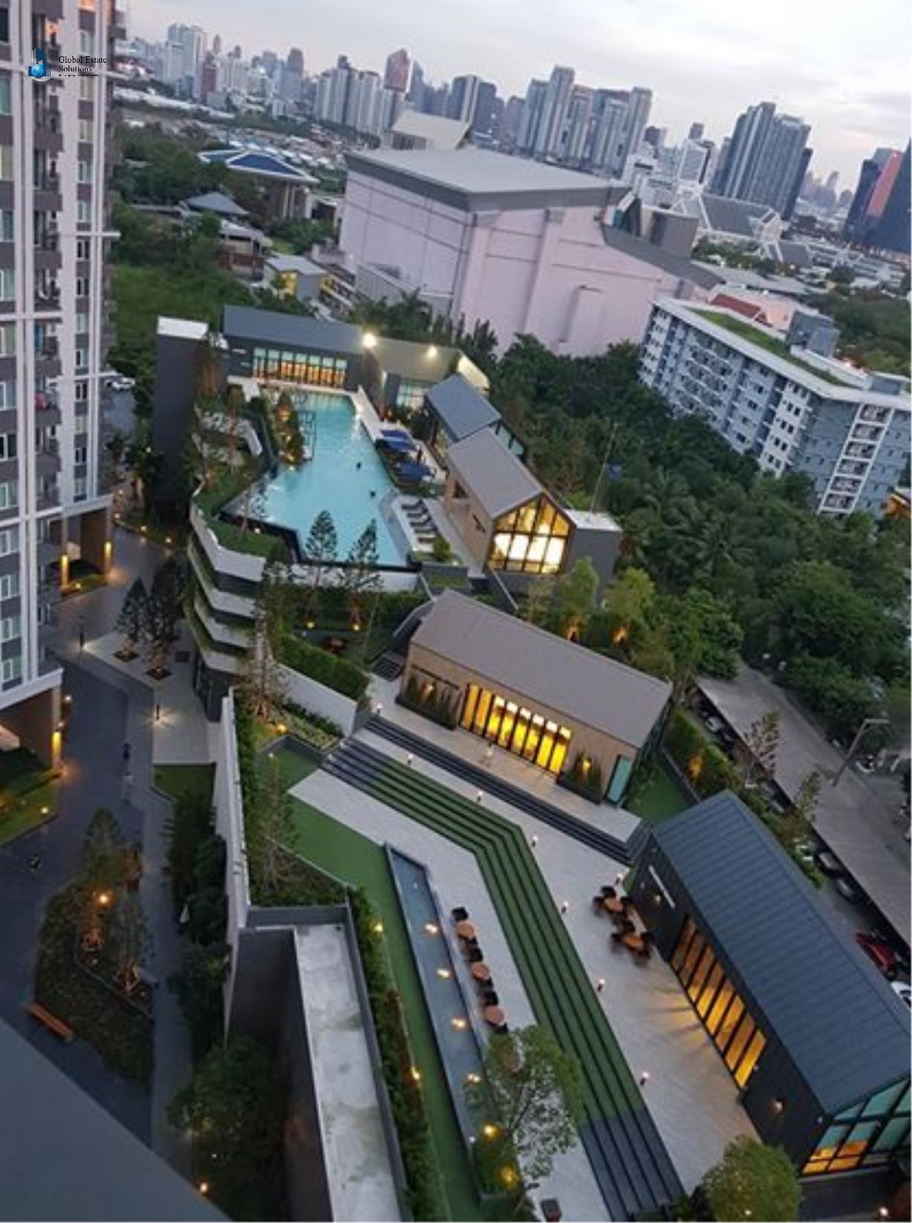 Bangkok Property Solutions Co., Ltd. Agency's Chapter One Eco Ratchada - Huaikwang 7