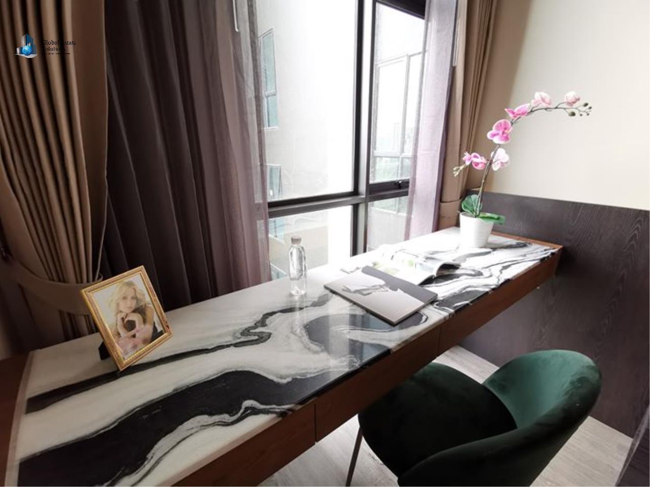 Bangkok Property Solutions Co., Ltd. Agency's RHYTHM Ekkamai  9