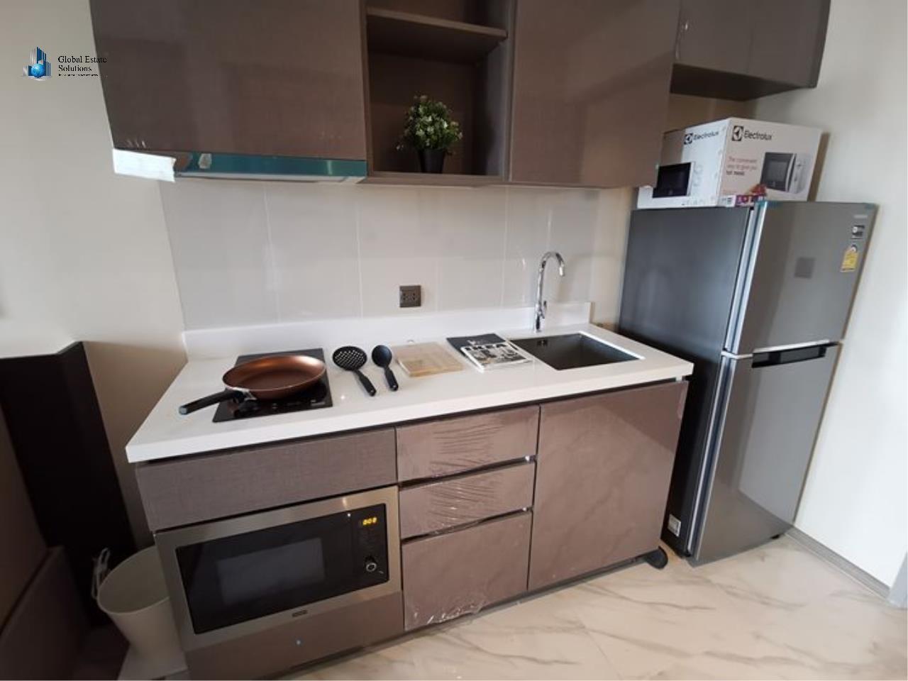 Bangkok Property Solutions Co., Ltd. Agency's RHYTHM Ekkamai  10