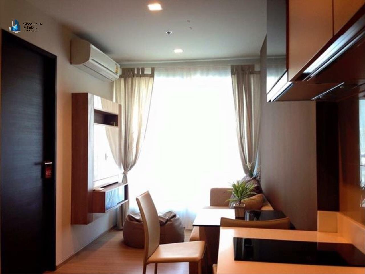 Bangkok Property Solutions Co., Ltd. Agency's Rhythm Sathorn 2