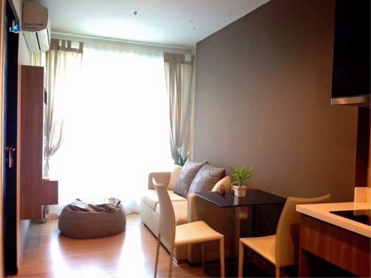 Bangkok Property Solutions Co., Ltd. Agency's Rhythm Sathorn 1