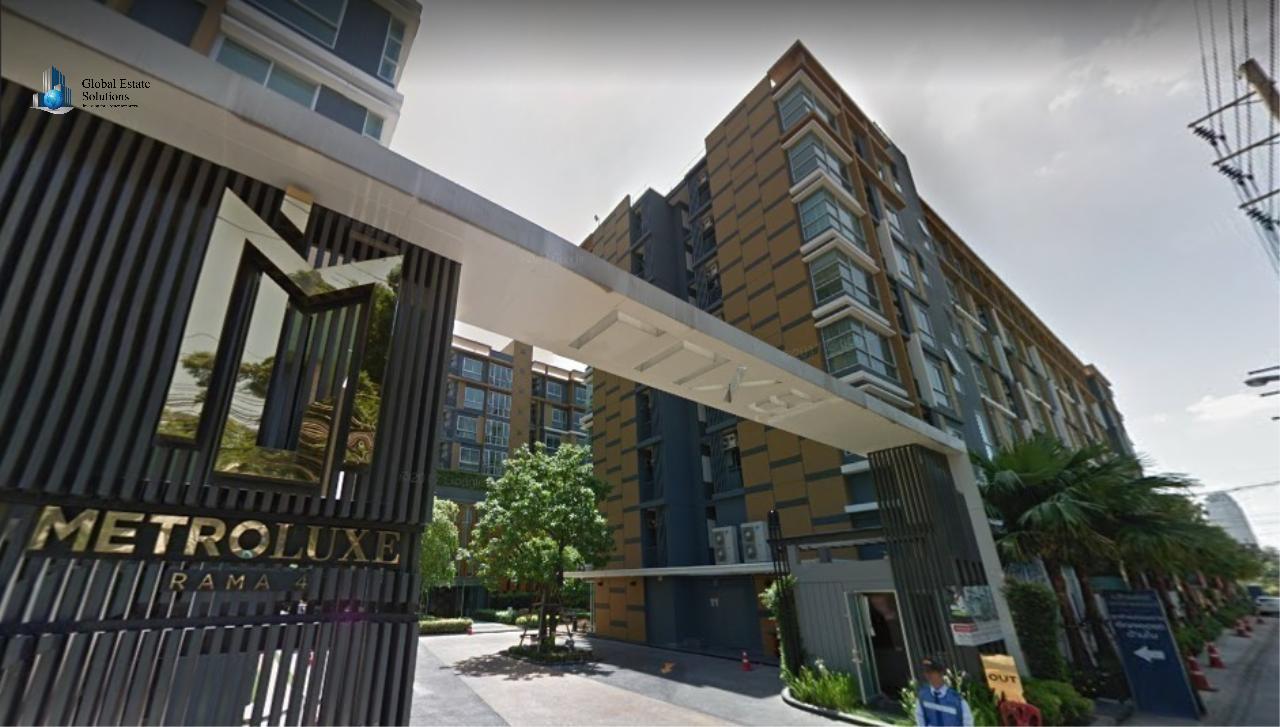 Bangkok Property Solutions Co., Ltd. Agency's Metro Luxe Rama 4 12