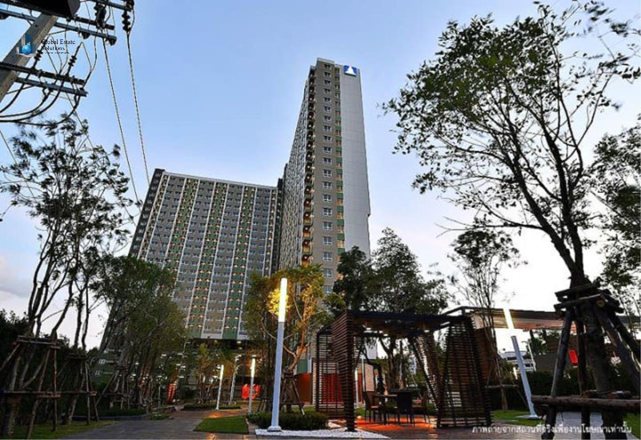 Bangkok Property Solutions Co., Ltd. Agency's Lumpini Park Rama 9 - Ratchada 2