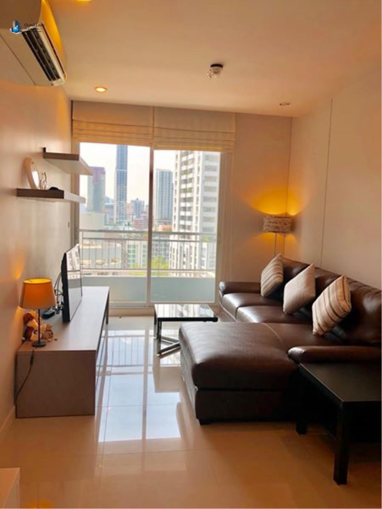Global Estate Solutions Co., Ltd. Agency's Circle Condominium 1