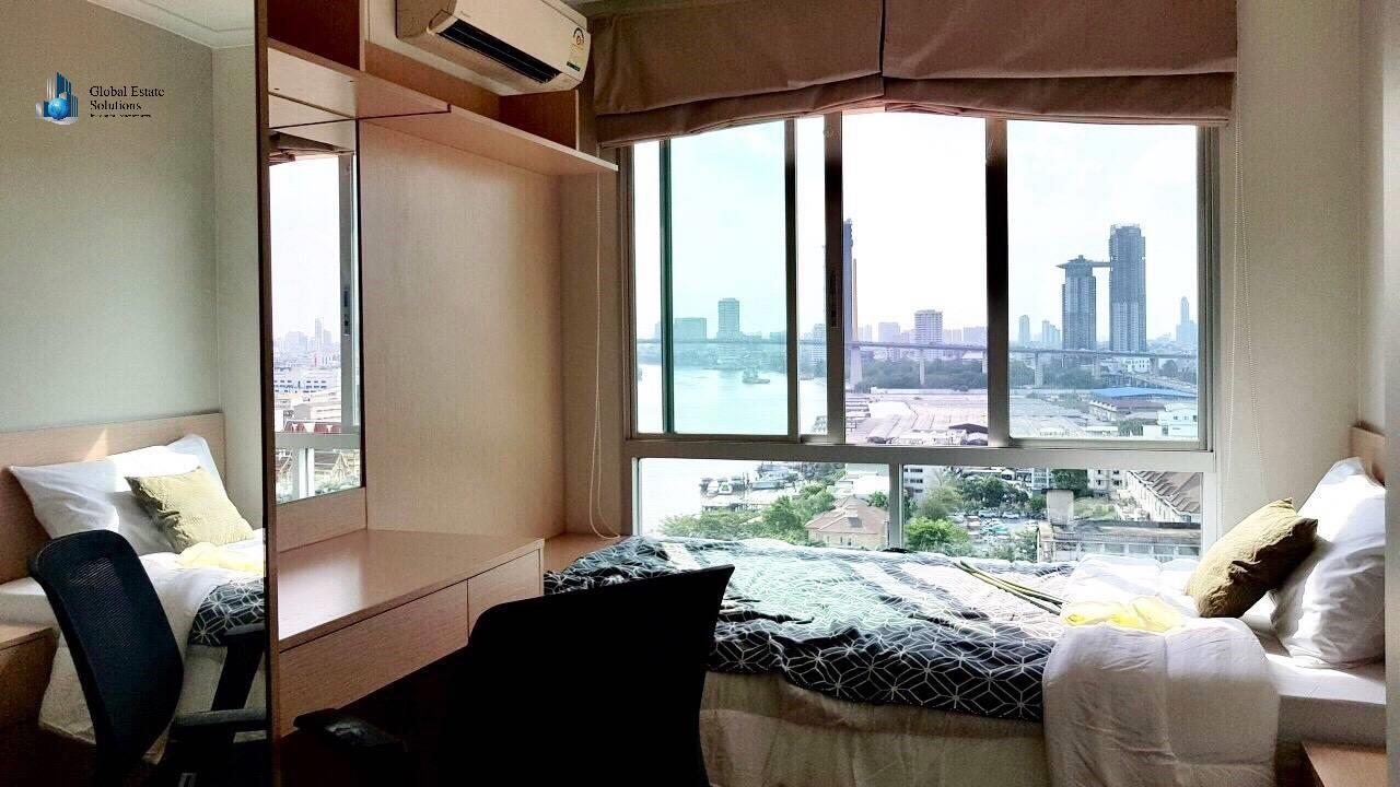 Bangkok Property Solutions Co., Ltd. Agency's Lumpini Park Riverside Rama 3 7