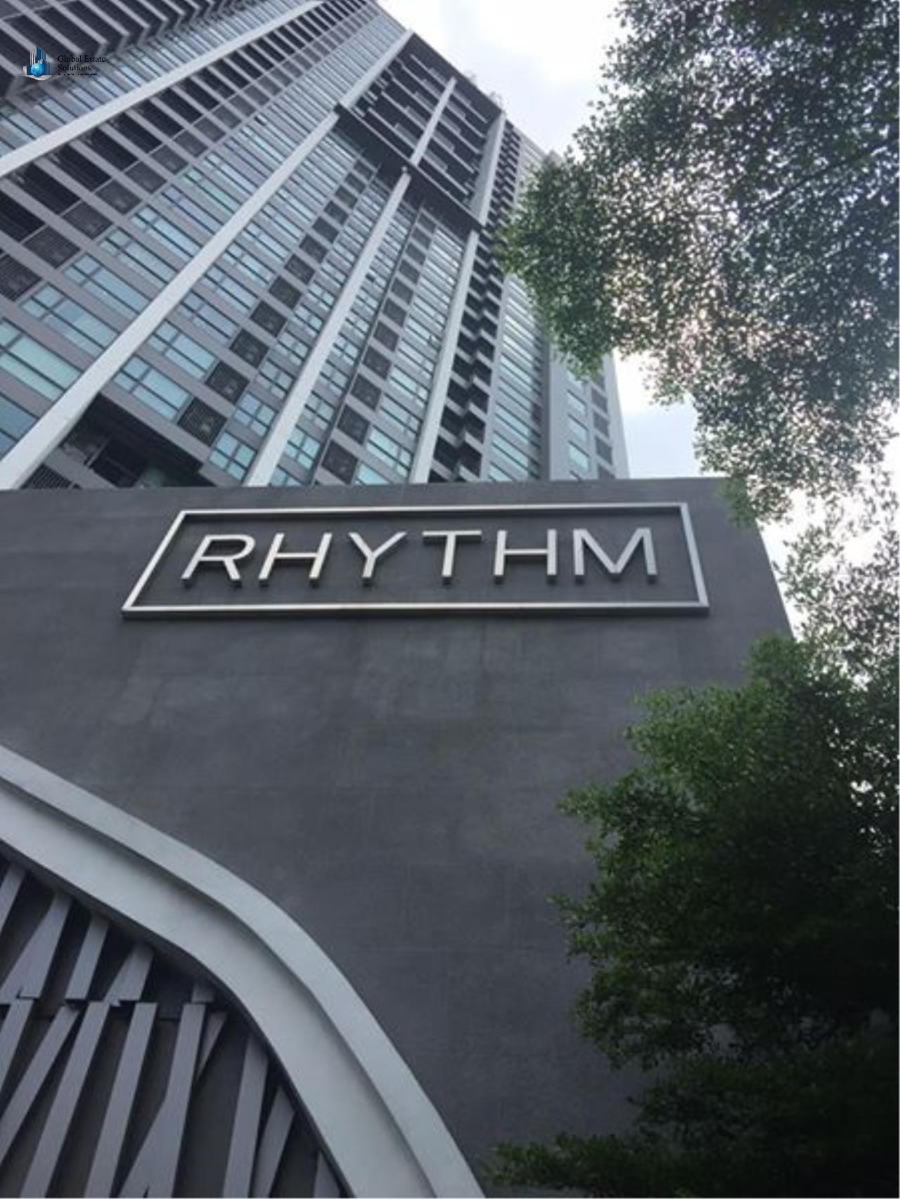 Global Estate Solutions Co., Ltd. Agency's Rhythm Sukhumvit 44/1 1