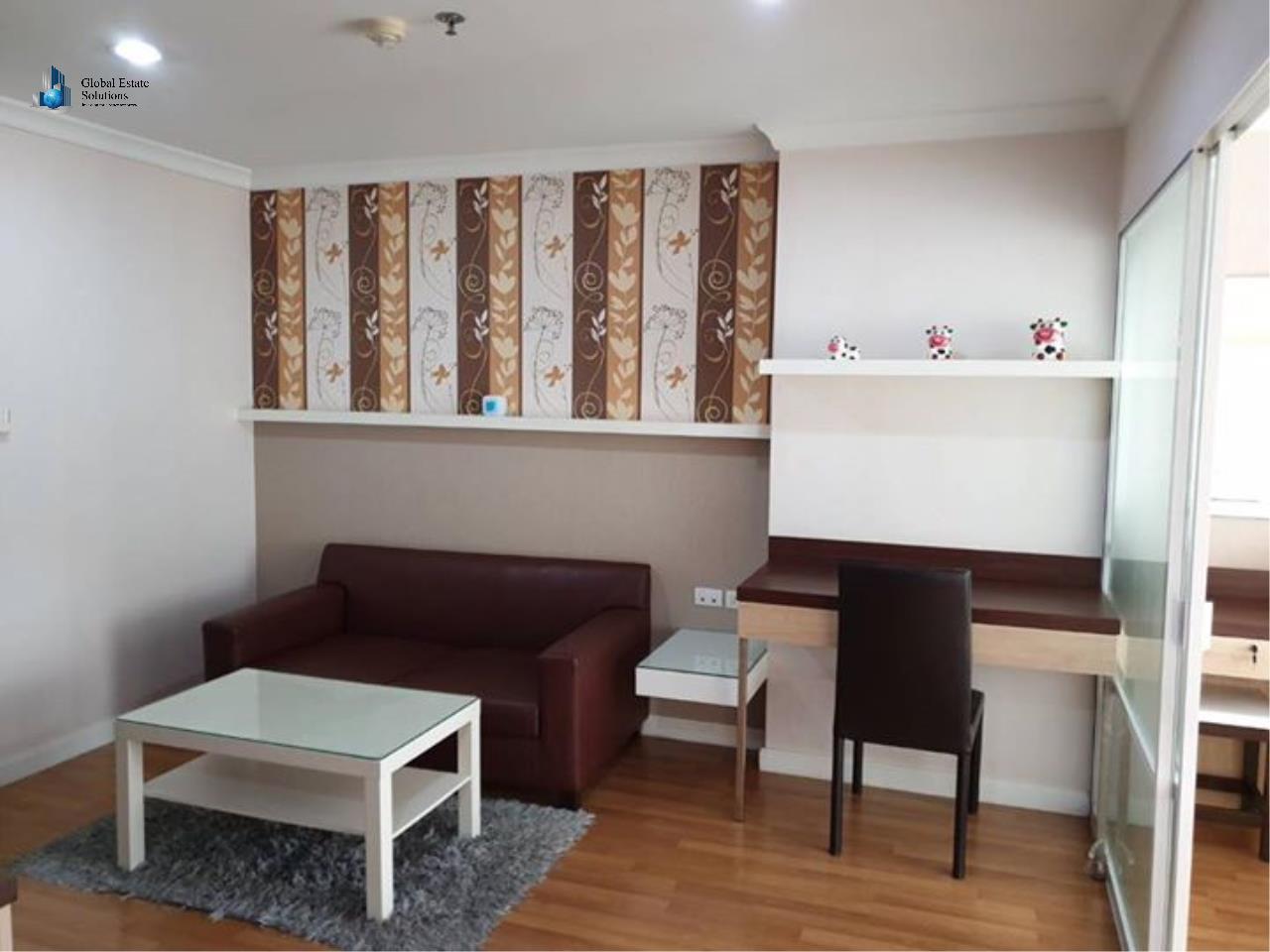Bangkok Property Solutions Co., Ltd. Agency's Lumpini Place Rama IX - Ratchada 1