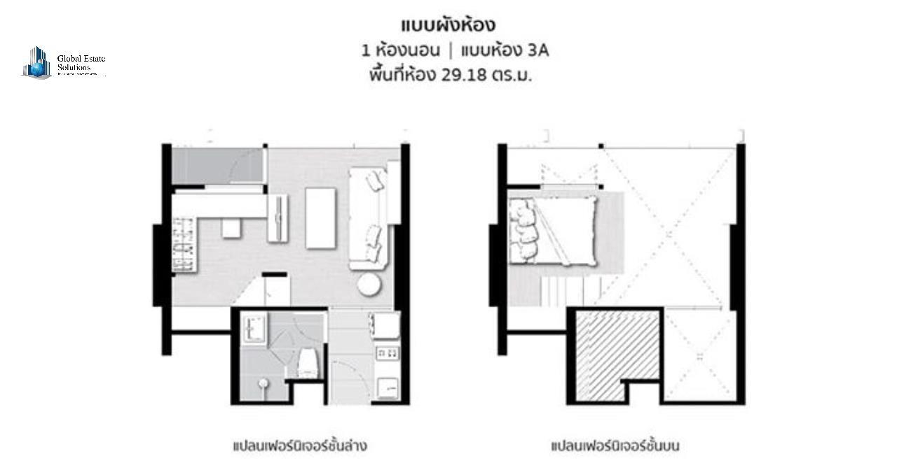 Bangkok Property Solutions Co., Ltd. Agency's Chewathai Residence Asoke 5