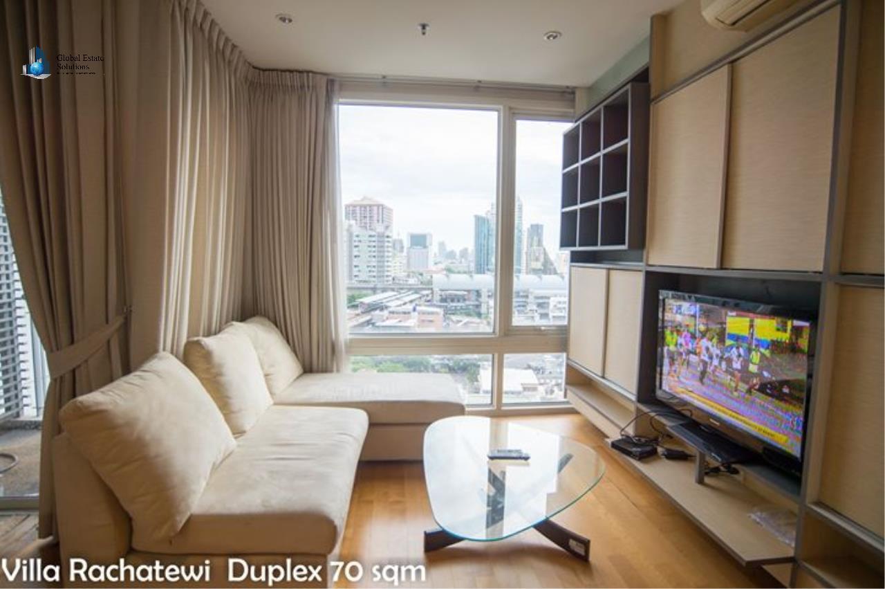 Bangkok Property Solutions Co., Ltd. Agency's Villa Rachatewi 1