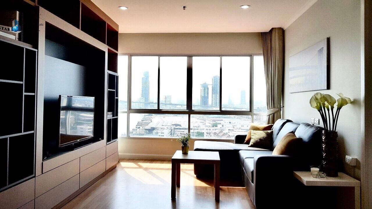 Bangkok Property Solutions Co., Ltd. Agency's Lumpini Park Riverside Rama 3 2