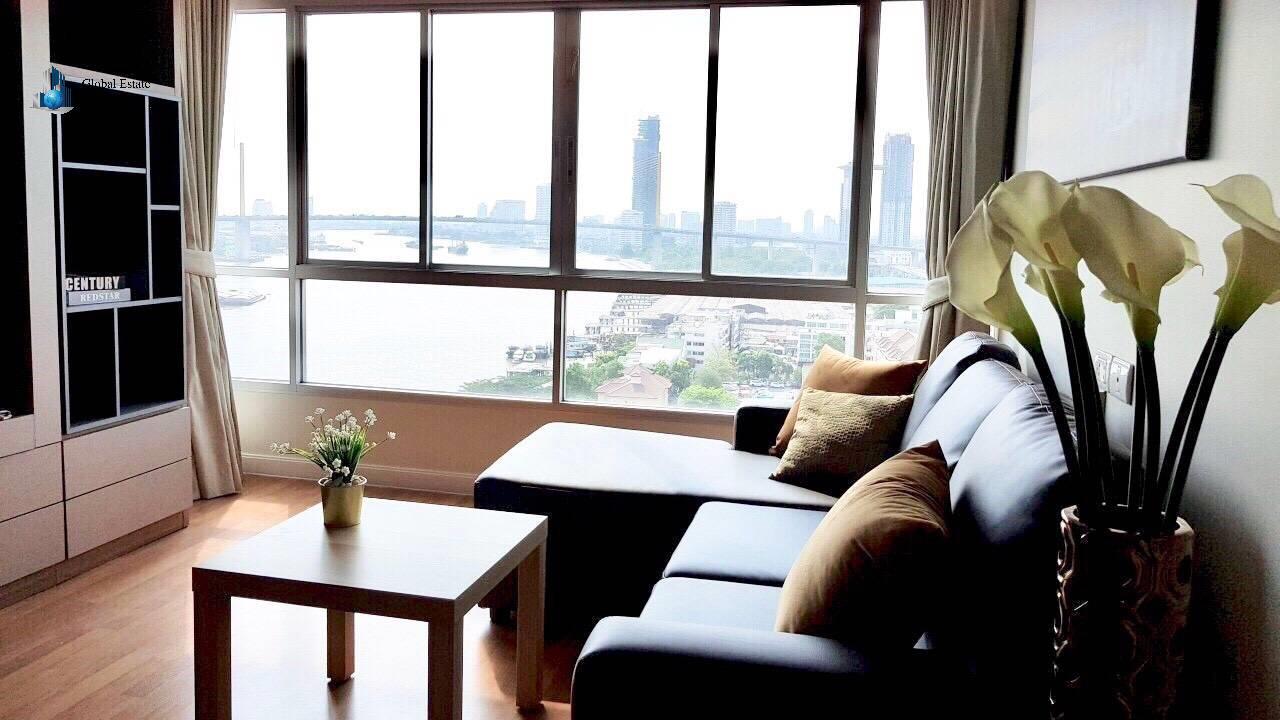 Bangkok Property Solutions Co., Ltd. Agency's Lumpini Park Riverside Rama 3 4