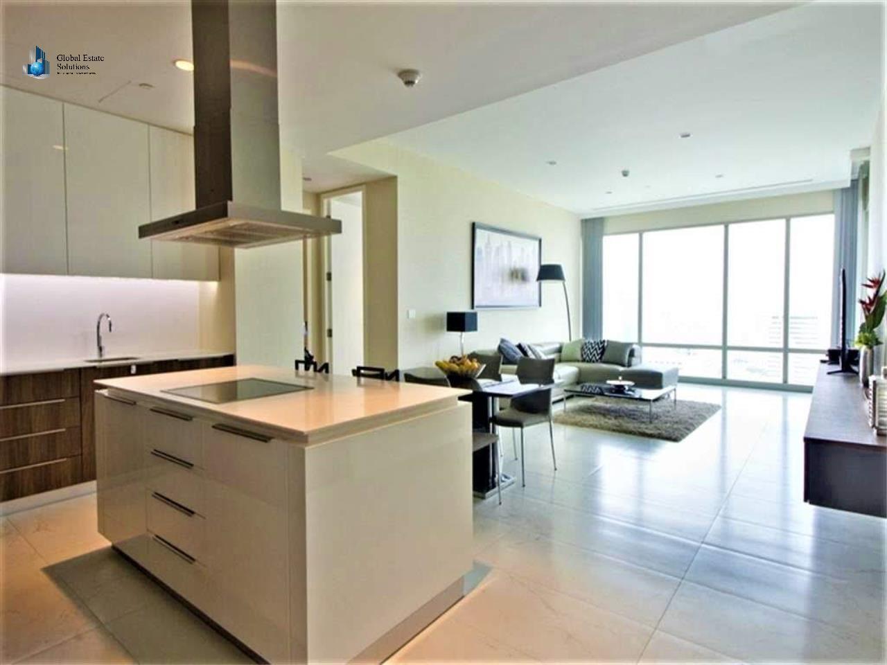 Bangkok Property Solutions Co., Ltd. Agency's 185 Rajadamri 8