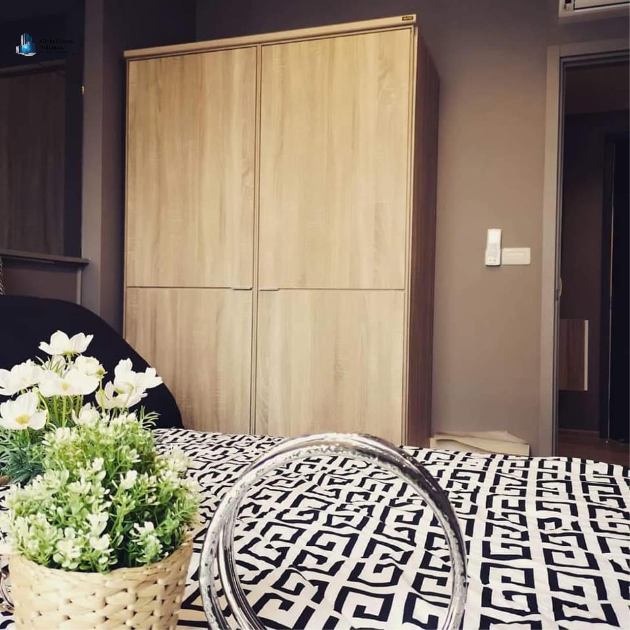 Bangkok Property Solutions Co., Ltd. Agency's The BASE Garden Rama 9 2