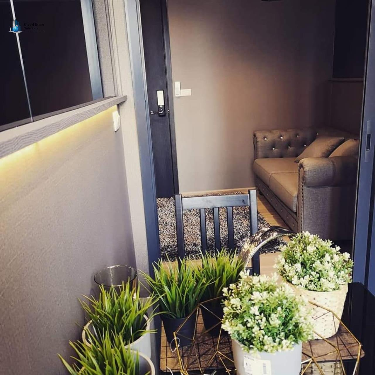 Bangkok Property Solutions Co., Ltd. Agency's The BASE Garden Rama 9 5