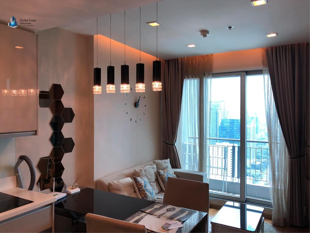 Bangkok Property Solutions Co., Ltd. Agency's The Address Asoke 2