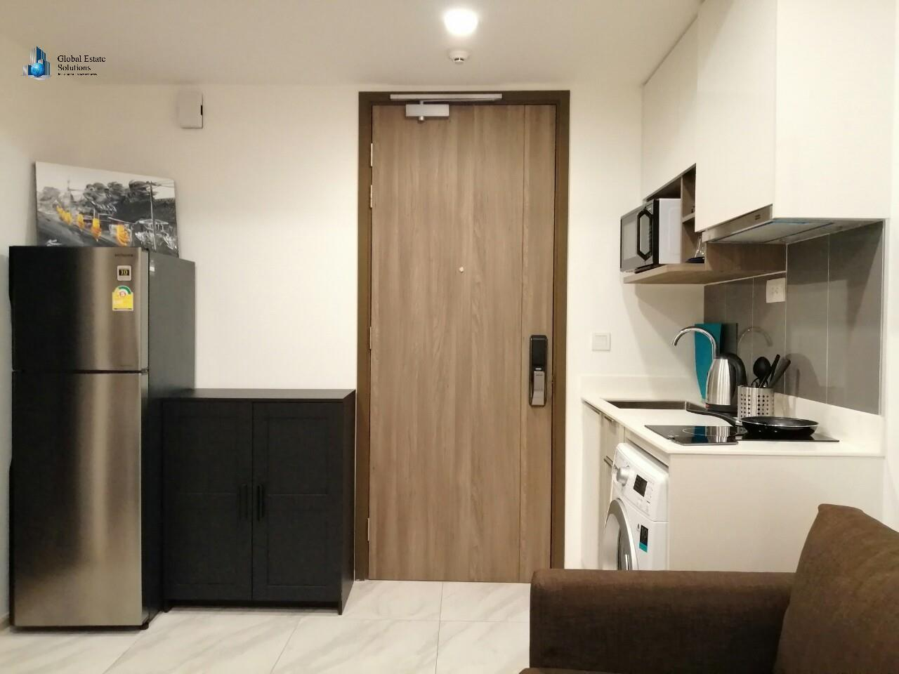 Bangkok Property Solutions Co., Ltd. Agency's Ideo Mobi Asoke 1