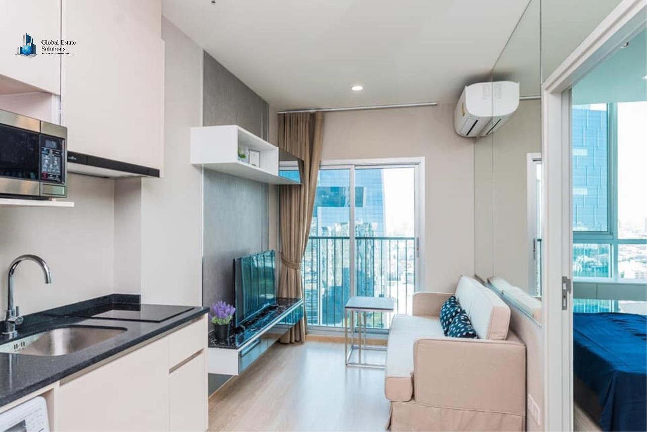 Bangkok Property Solutions Co., Ltd. Agency's Noble Revolve Ratchada 2 1