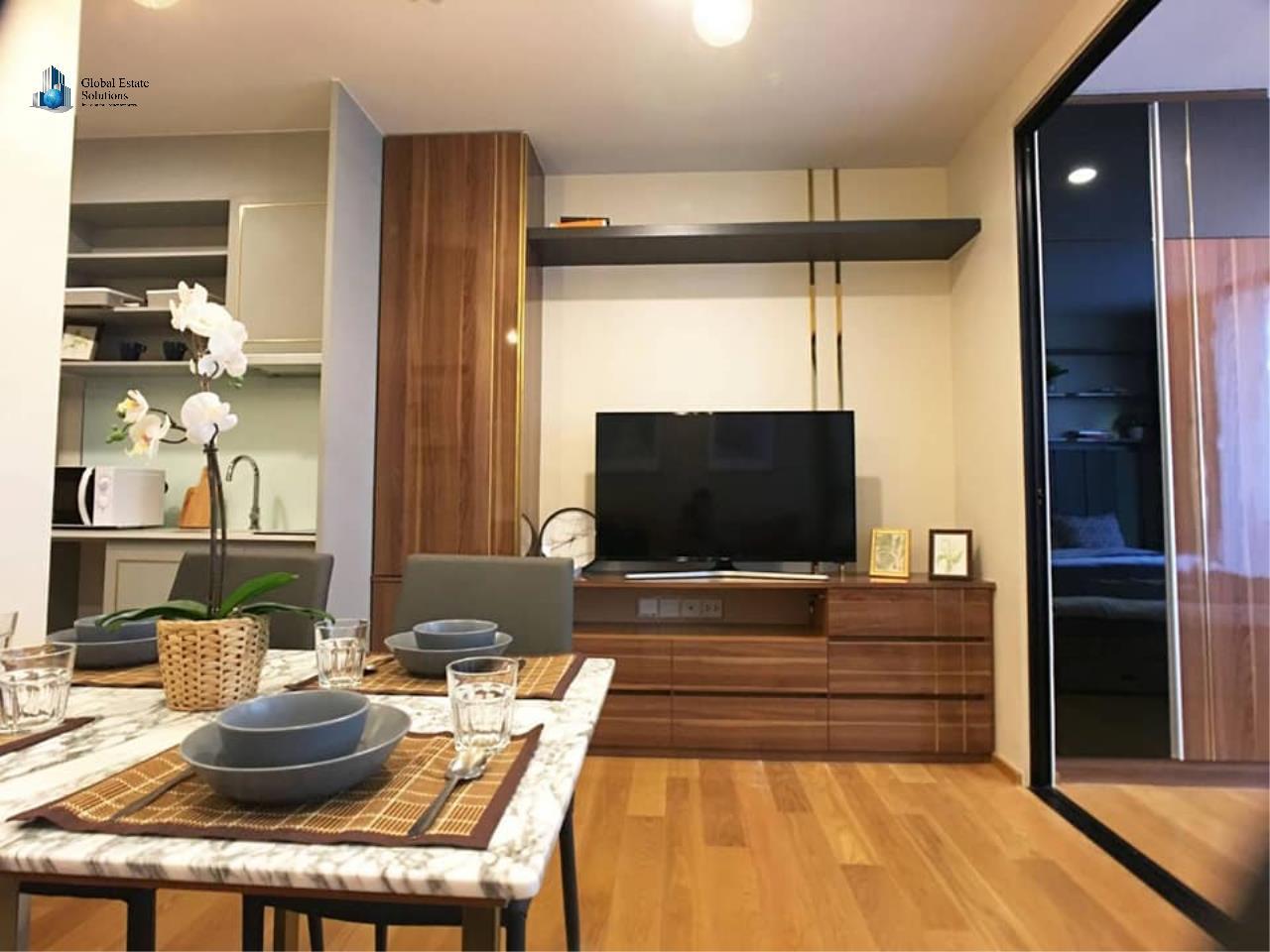 Bangkok Property Solutions Co., Ltd. Agency's Noble Revo Silom 2