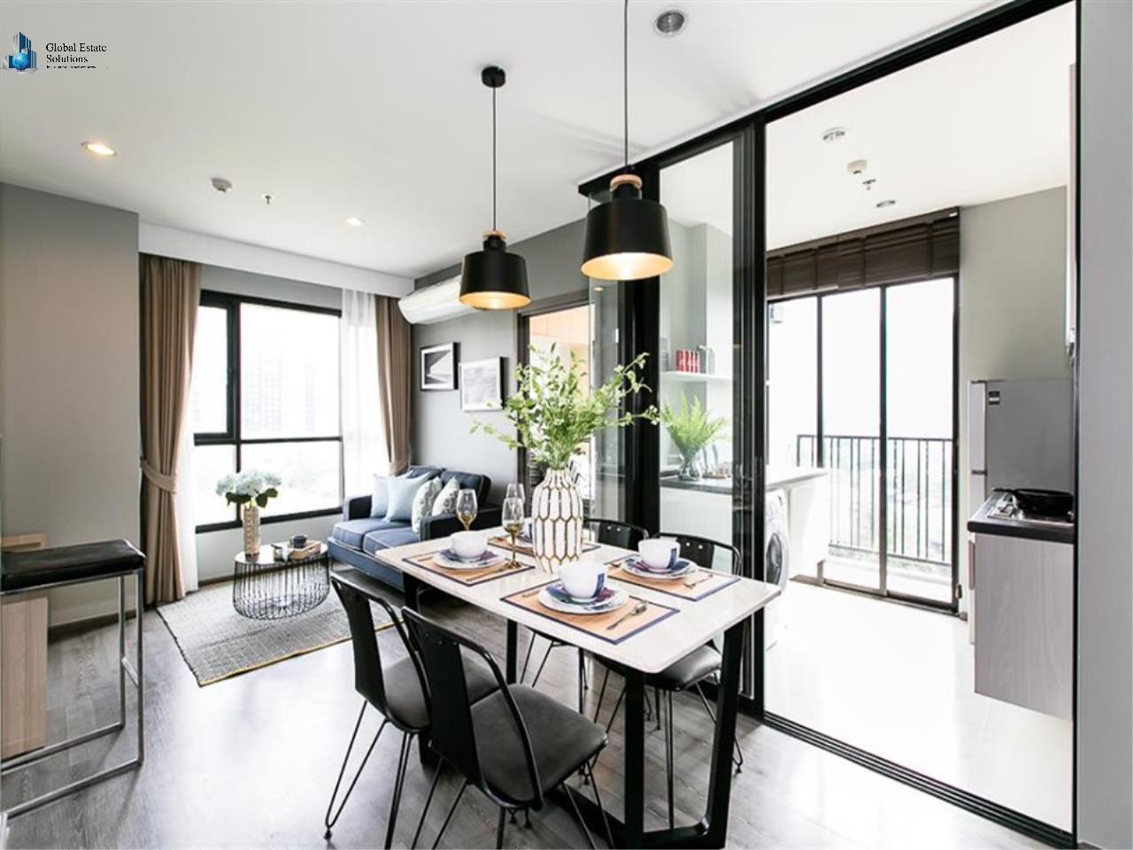 Bangkok Property Solutions Co., Ltd. Agency's The Base Park West Sukhumvit 77 1