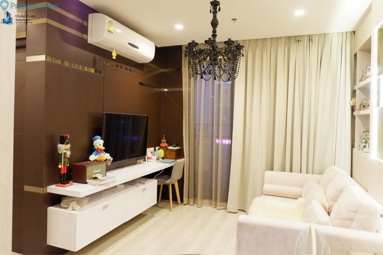 Bangkok Property Solutions Co., Ltd. Agency's Quinn Condo Ratchada 5