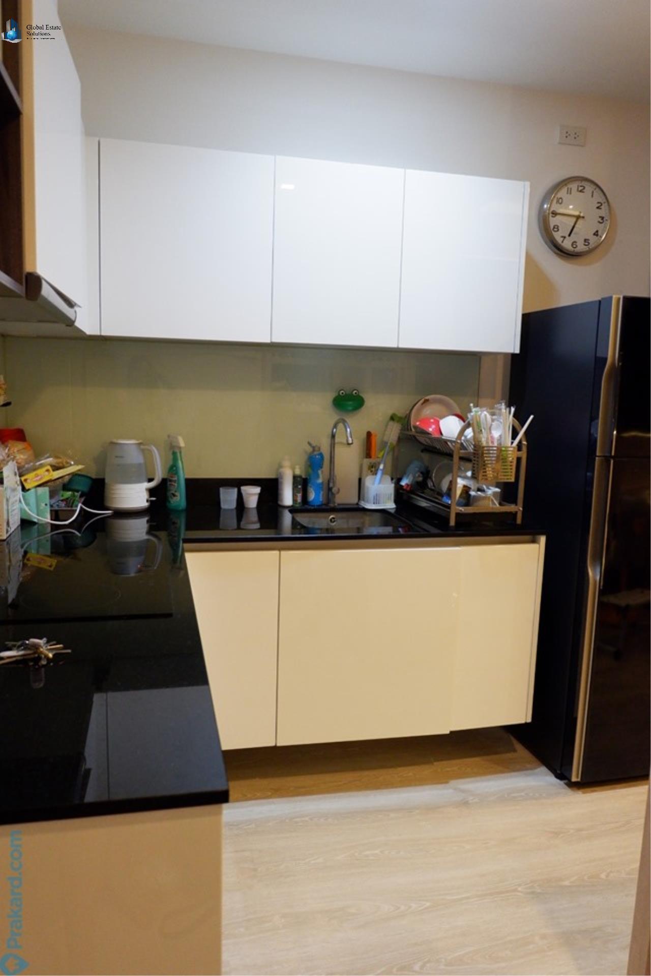 Bangkok Property Solutions Co., Ltd. Agency's Quinn Condo Ratchada 3