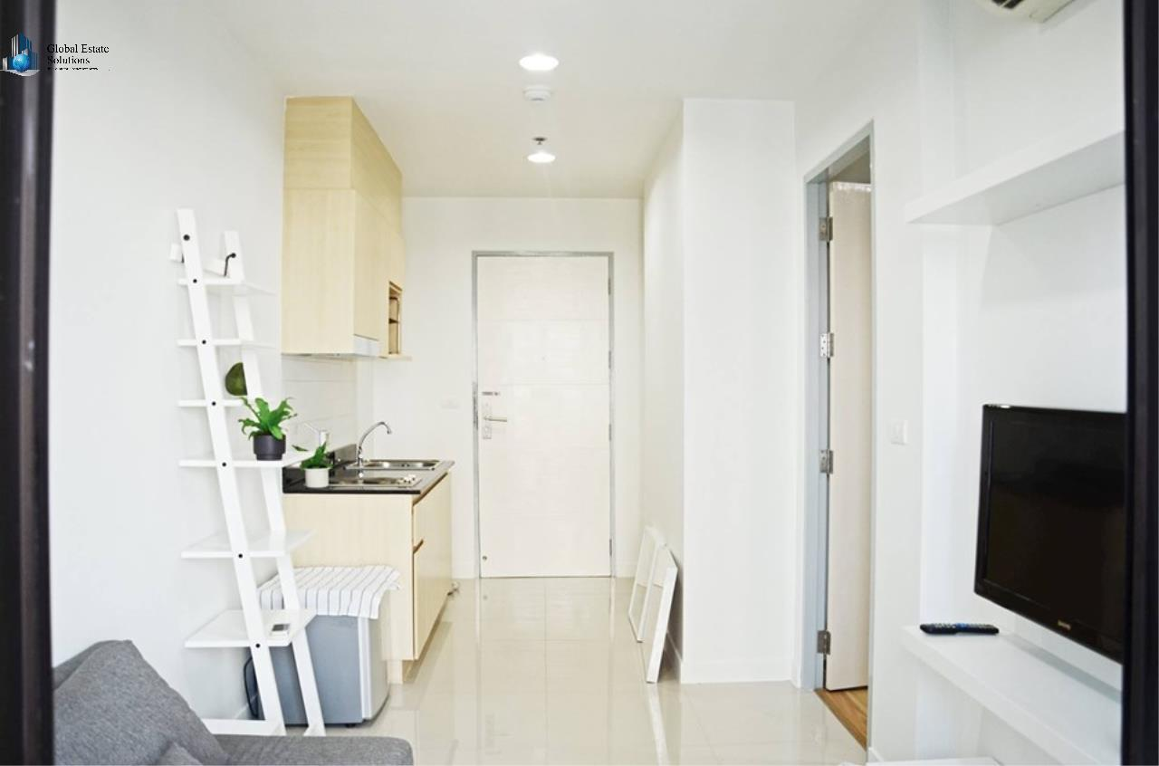 Bangkok Property Solutions Co., Ltd. Agency's Ideo Ratchada - Huaykwang 2