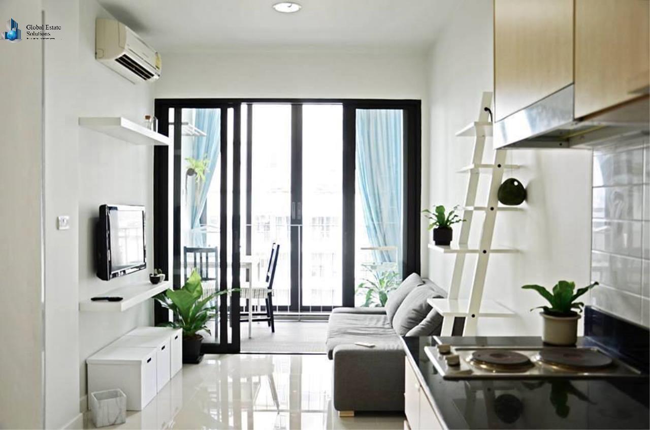 Bangkok Property Solutions Co., Ltd. Agency's Ideo Ratchada - Huaykwang 3