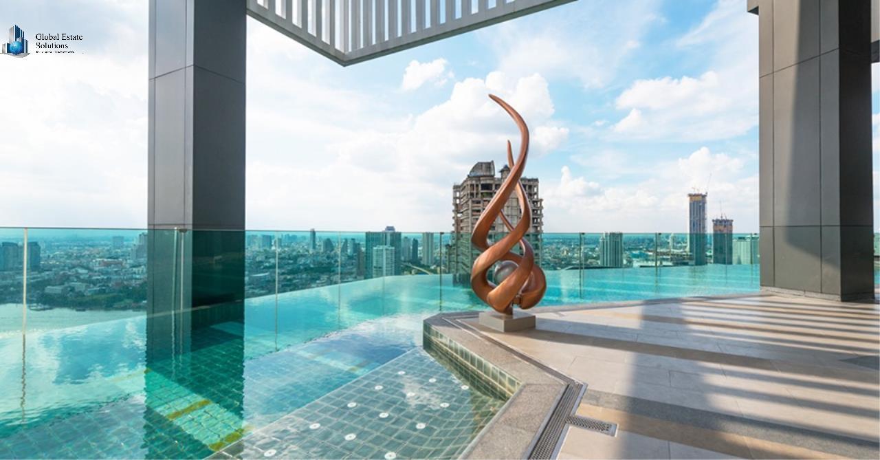 Bangkok Property Solutions Co., Ltd. Agency's Rhythm Sathorn  9