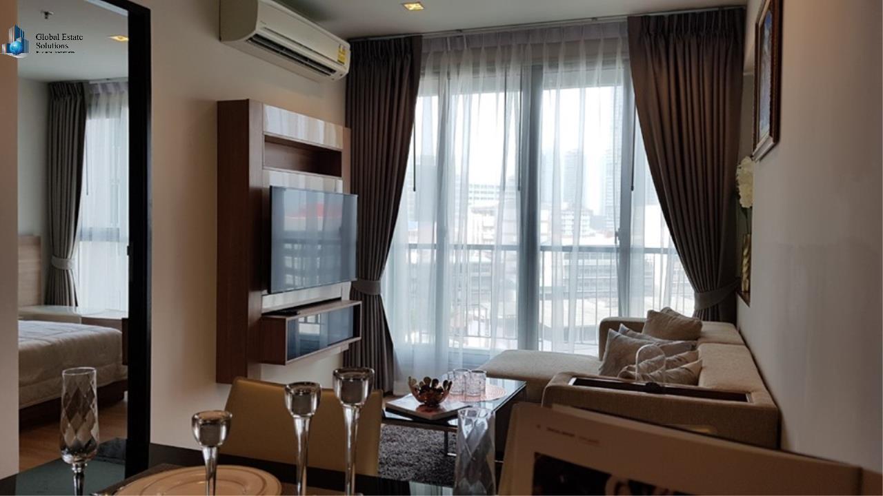 Bangkok Property Solutions Co., Ltd. Agency's Rhythm Sathorn  7