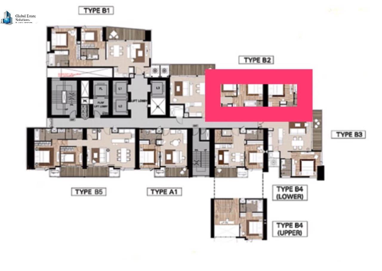 Bangkok Property Solutions Co., Ltd. Agency's Canapaya Residences 4