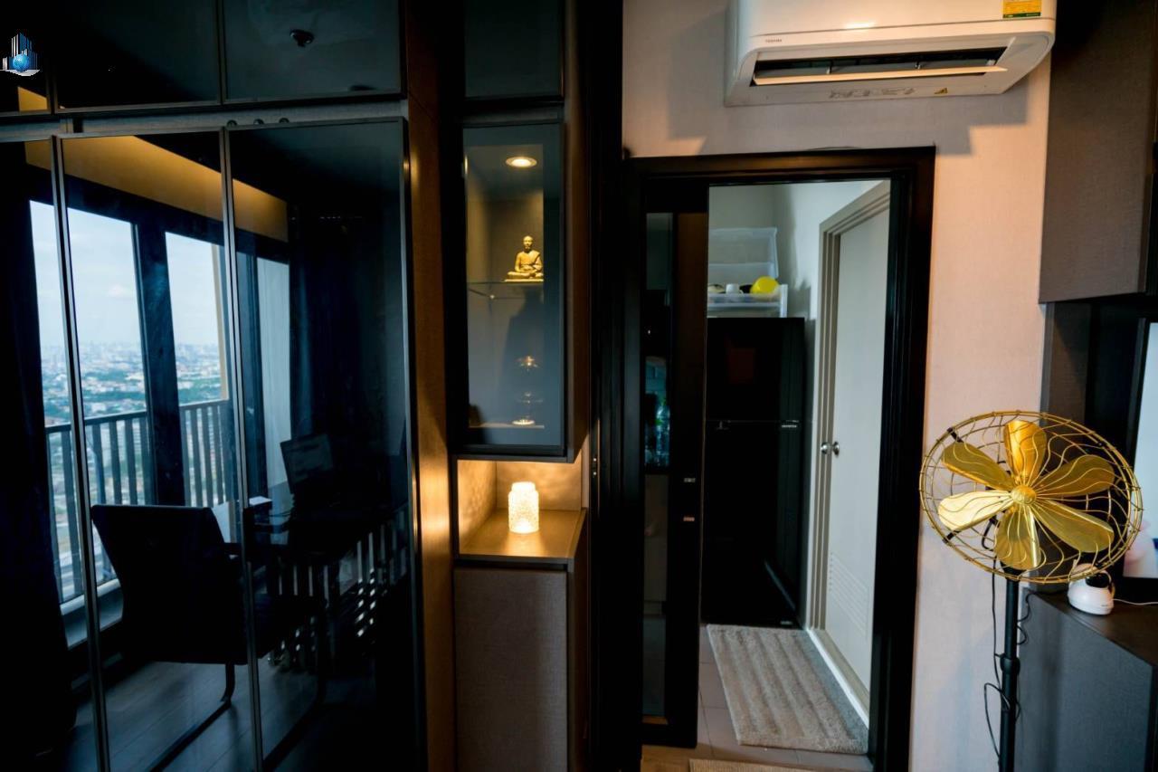 Bangkok Property Solutions Co., Ltd. Agency's The Politan Rive 1