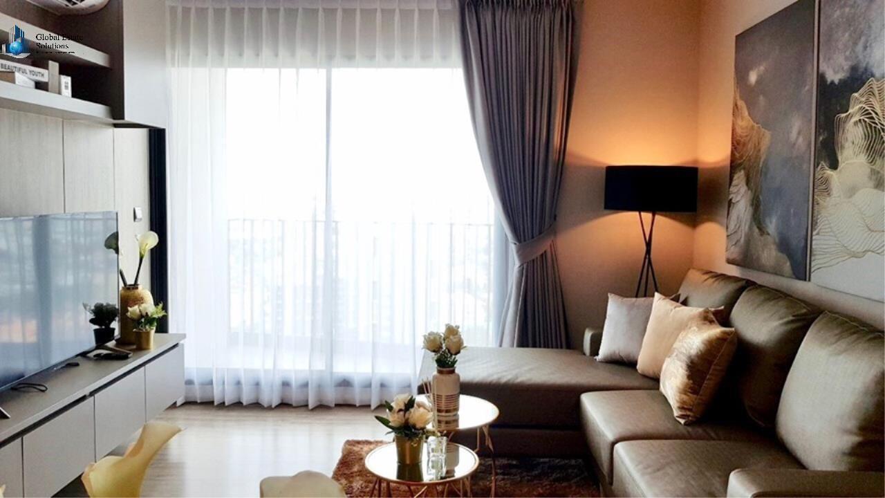 Bangkok Property Solutions Co., Ltd. Agency's RHYTHM Ekkamai 3