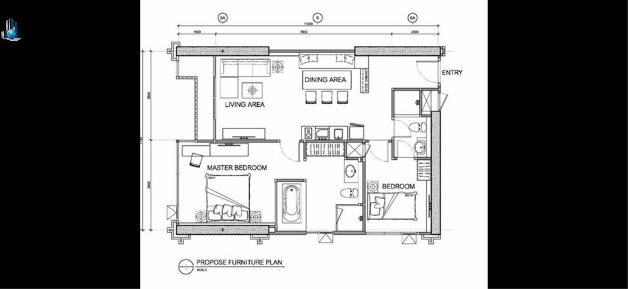 Bangkok Property Solutions Co., Ltd. Agency's The Address Chidlom 5