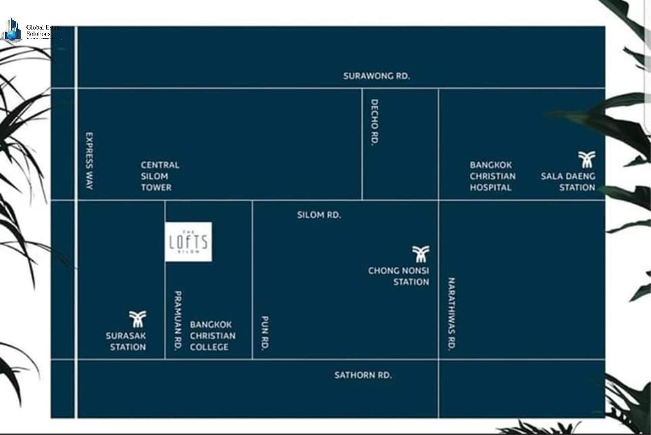 Bangkok Property Solutions Co., Ltd. Agency's The Loft Silom 3