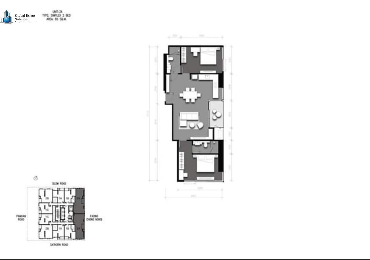 Bangkok Property Solutions Co., Ltd. Agency's The Loft Silom 4
