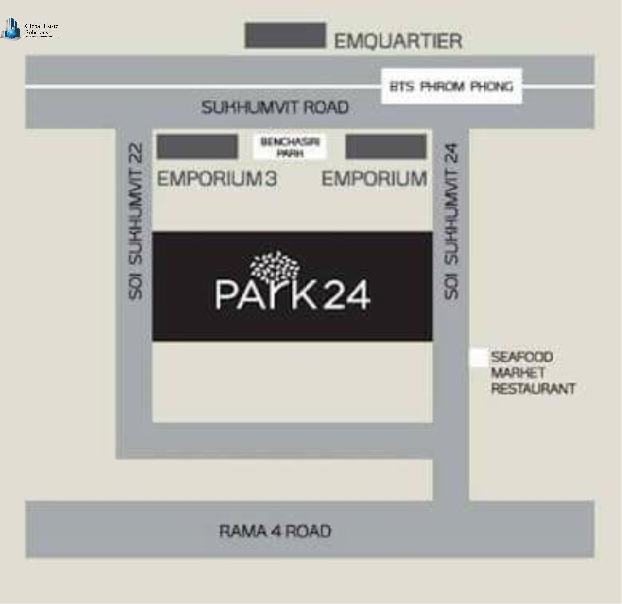 Bangkok Property Solutions Co., Ltd. Agency's Park 24 3