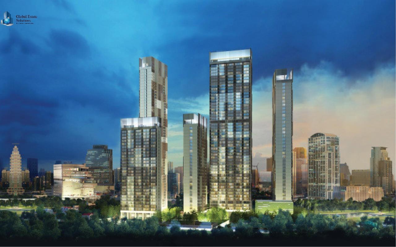 Bangkok Property Solutions Co., Ltd. Agency's Park 24 1