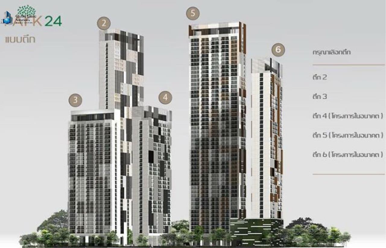 Bangkok Property Solutions Co., Ltd. Agency's Park 24 8