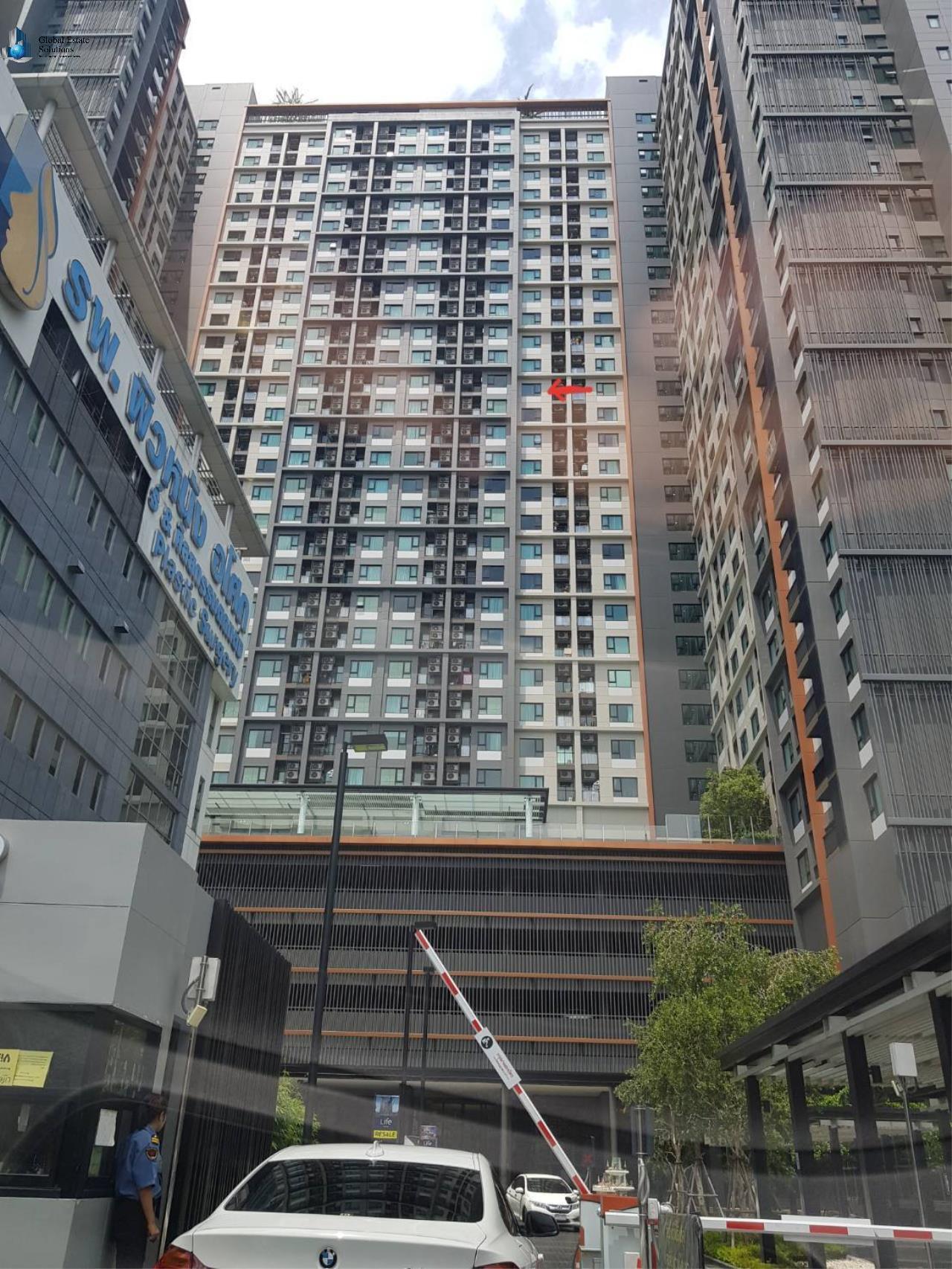 Bangkok Property Solutions Co., Ltd. Agency's Life Asoke 1