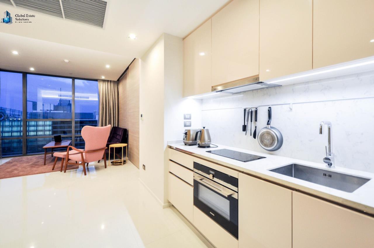 Bangkok Property Solutions Co., Ltd. Agency's The Bangkok Sathorn 8