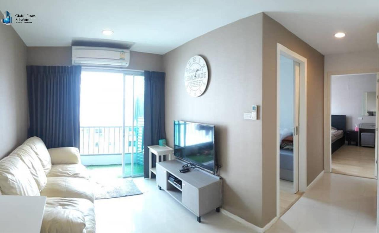 Bangkok Property Solutions Co., Ltd. Agency's Whizdom@punnawithi ststion 6