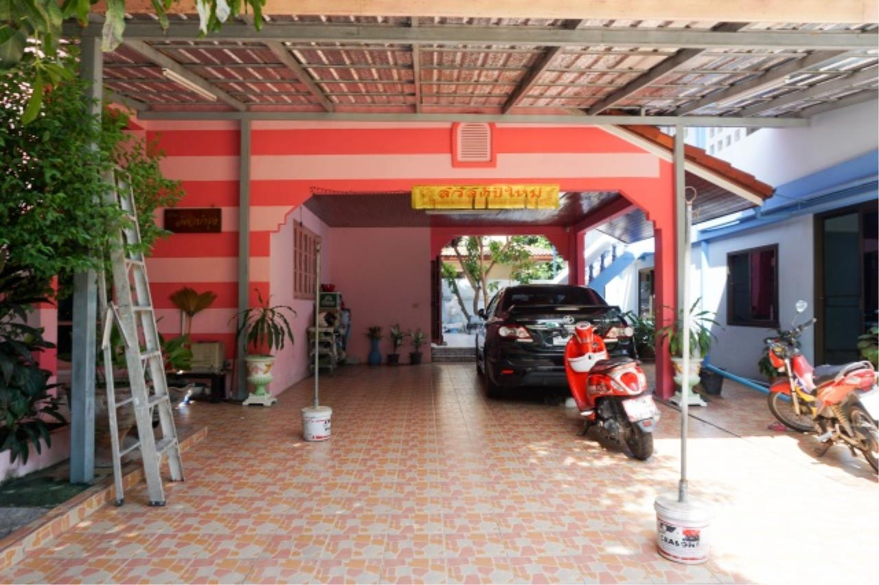 Agent - Aditep Agency's House for sale: Nakarin Garden village with office space on 120 sq.wah, total living area of 342 sq.m., suitable for both home office and residential. 7