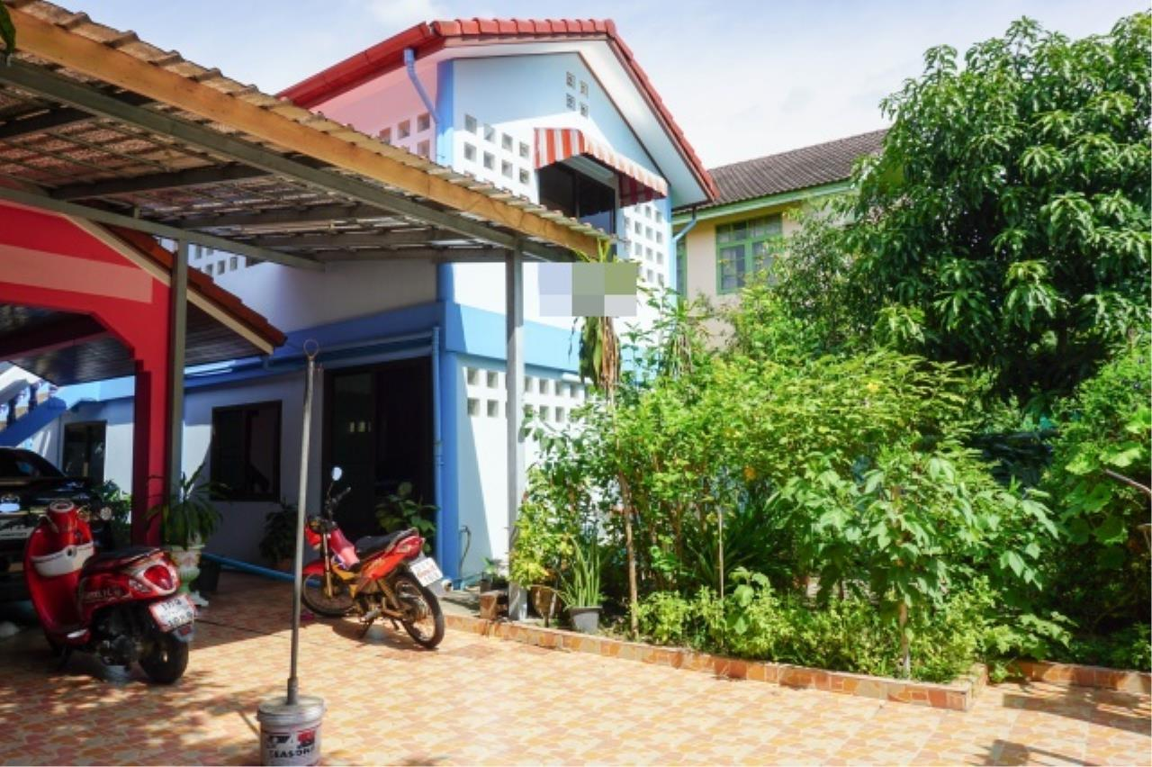 Agent - Aditep Agency's House for sale: Nakarin Garden village with office space on 120 sq.wah, total living area of ​​342 sq.m., suitable for both home office and residential. 3