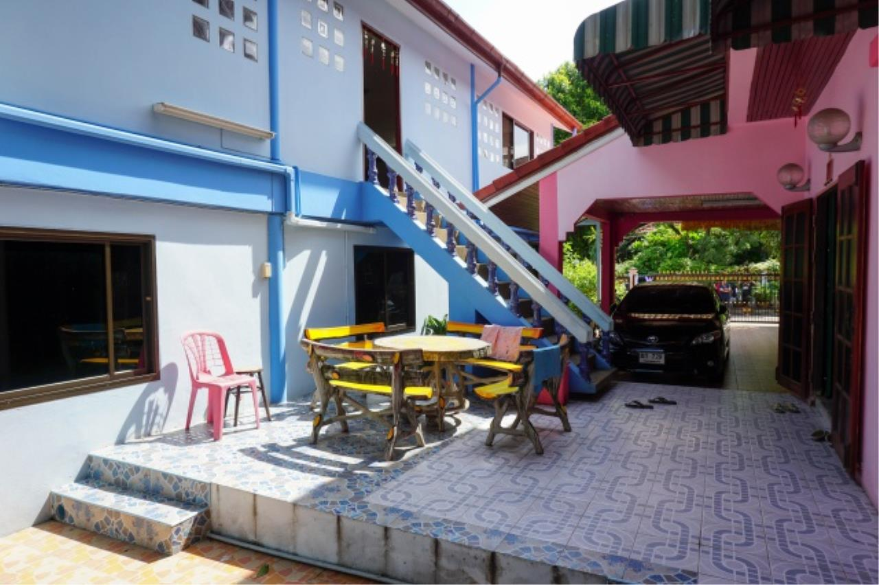 Agent - Aditep Agency's House for sale: Nakarin Garden village with office space on 120 sq.wah, total living area of 342 sq.m., suitable for both home office and residential. 8