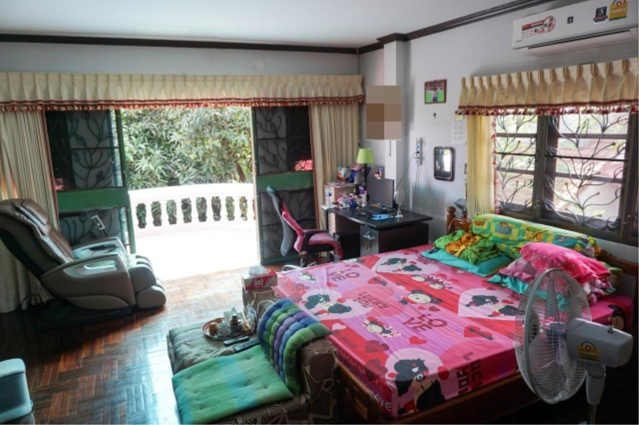 Agent - Aditep Agency's House for sale: Nakarin Garden village with office space on 120 sq.wah, total living area of 342 sq.m., suitable for both home office and residential. 22