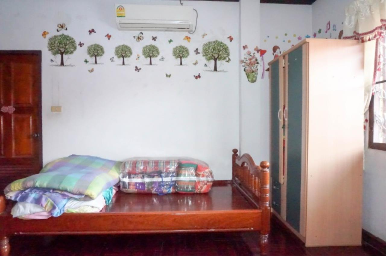 Agent - Aditep Agency's House for sale: Nakarin Garden village with office space on 120 sq.wah, total living area of 342 sq.m., suitable for both home office and residential. 13