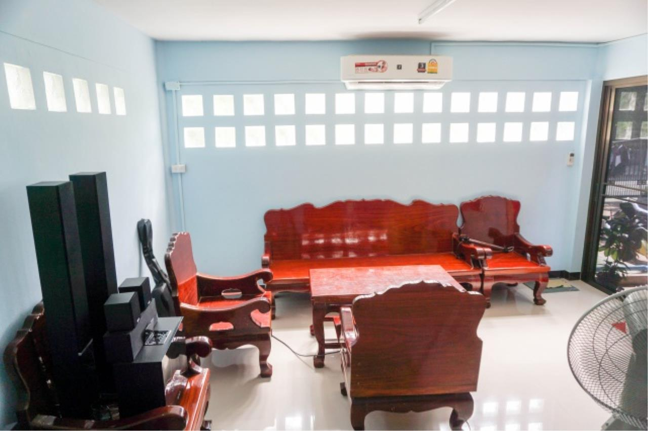 Agent - Aditep Agency's House for sale: Nakarin Garden village with office space on 120 sq.wah, total living area of 342 sq.m., suitable for both home office and residential. 15